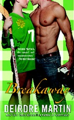 Breakaway (New York Blades, #11)