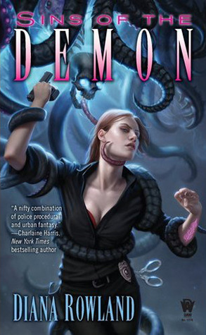 Sins of the Demon by Diana Rowland (releases Jan. 3, 2012)