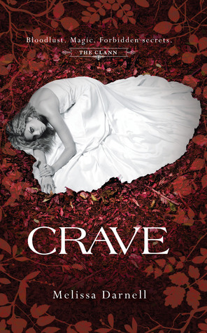 Review: Crave by Melissa Darnell