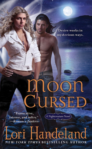 Moon Cursed (Night Creature, #10)