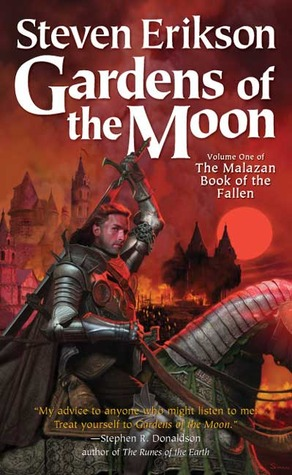Review Gardens Of The Moon Steven Erikson Tim Lepczyk