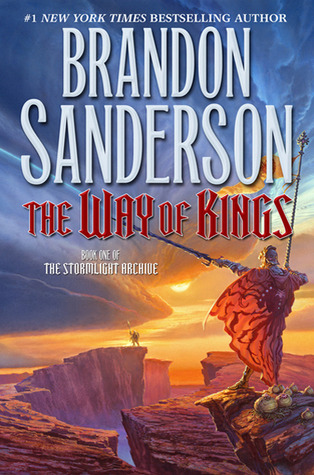 The Way of Kings (Stormlight Archive, #1)