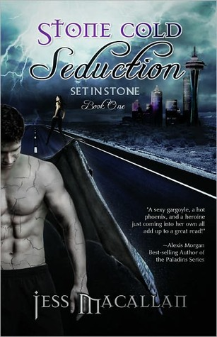 Stone Cold Seduction (Set in Stone, #1)