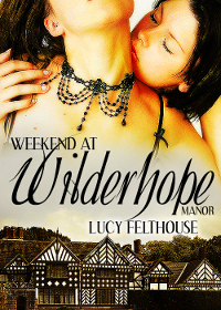 Nix Shortie Review – Weekend at Wilderhope Manor by Lucy Felthouse (4 Stars)