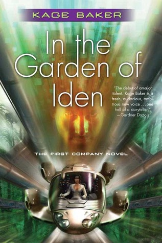 Post Thumbnail of Review: In the Garden of Iden by Kage Baker