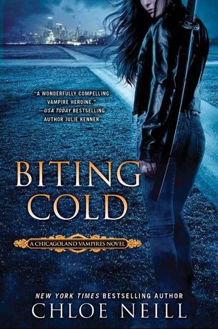 Biting Cold (Chicagoland Vampires, #6)