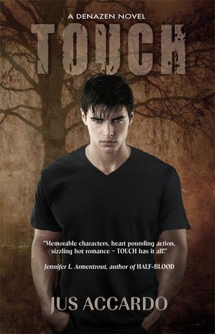 11882171 Book Review: Touch by Jus Accardo