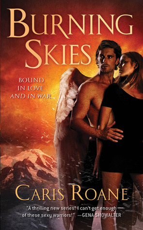 Burning Skies (The World of Ascension #2)