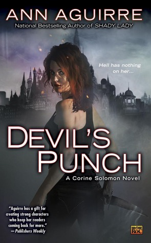 Devil's Punch (Corine Solomon, #4)