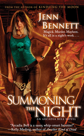 Early Review: Summoning the Night by Jenn Bennett