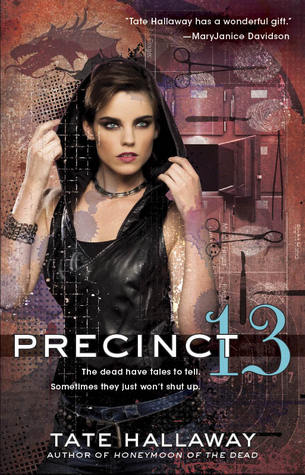 Review: Precinct 13 by Tate Hallaway