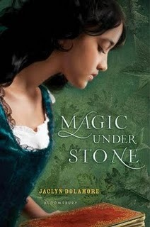 Magic Under Stone, by Jaclyn Dolamore (review)
