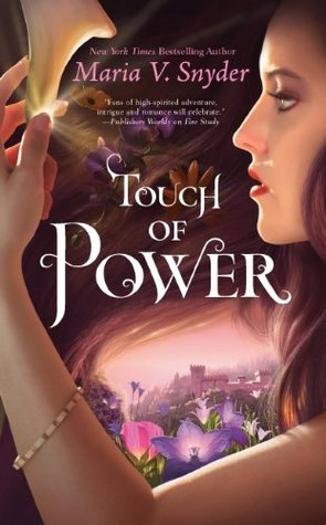 Sue Reviews: Touch of Power by Maria V. Snyder