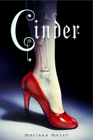 Book Review: Cinder (Lunar Chronicles Book #1), By Marissa Meyer Cover Art