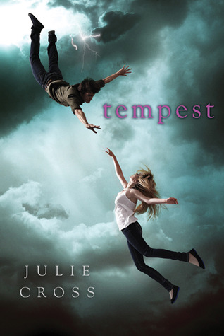 Tempest by Julie Cross Cover