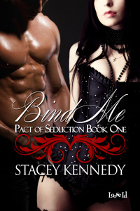 Post thumbnail of Review: Bind Me by Stacey Kennedy