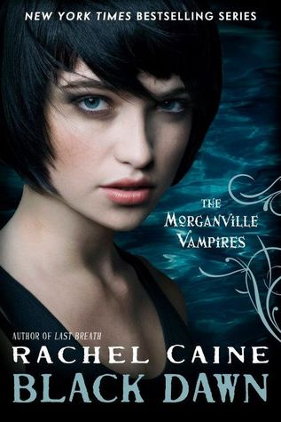 Release Day Review: Black Dawn by Rachel Caine