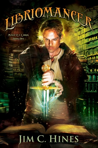 Libriomancer (Magic Ex Libris #1)