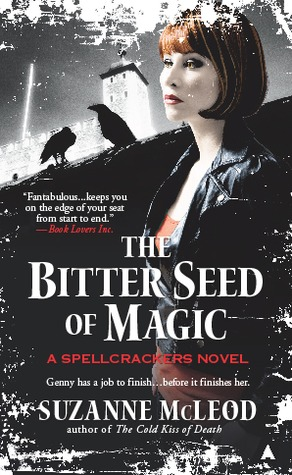 Post Thumbnail of Advent Calendar Day 2: The Bitter Seed of Magic by Suzanne McLeod + Giveaway!