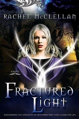 Fractured Light by Rachel McClellan