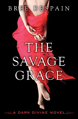 The Savage Grace (The Dark Divine, #3)