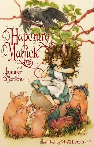 Hapenny Magick by Jennifer Carson