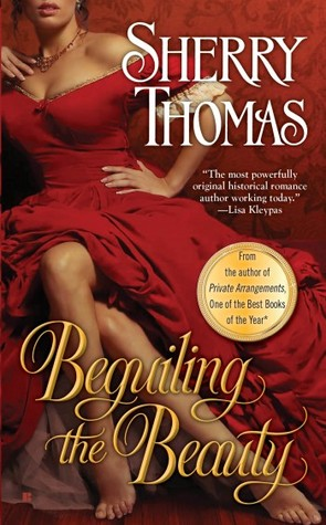 Beguiling the Beauty (Fitzhugh Trilogy, #1)