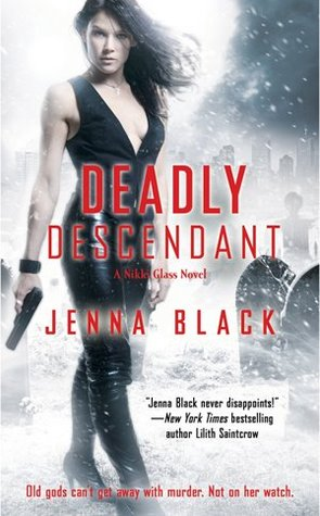 Deadly Descendant (Descendant, #2)