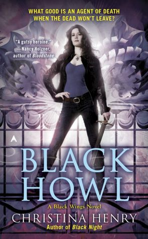 Review: Black Howl by Christina Henry