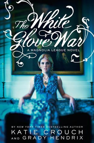The White Glove War book cover