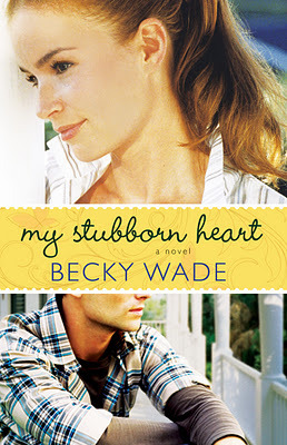 book cover My Stubborn Heart by Becky Wade