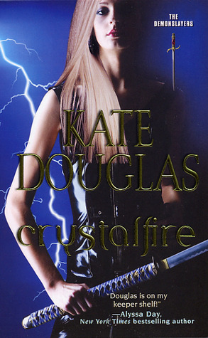 Crystalfire (DemonSlayers #4)