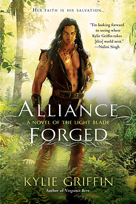 Alliance Forged by Kylie Griffin cover