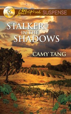 Stalker in the Shadows(Sonoma Series, #3)