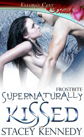 Supernaturally Kissed by Stacey Kennedy