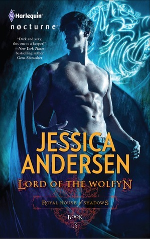 Lord of the Wolfyn (Royal House of Shadows, #3)