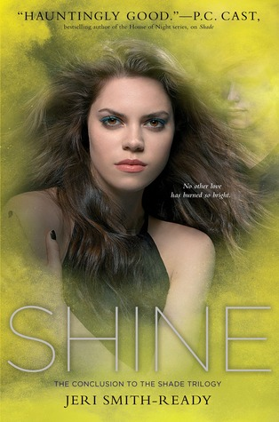 5bat! Review: Shine by Jeri Smith-Ready