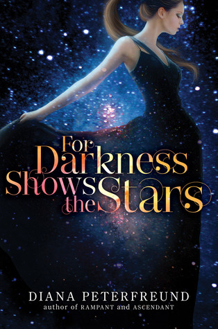 Book Michelle Covets: For Darkness Shows the Stars by Diana Peterfreund
