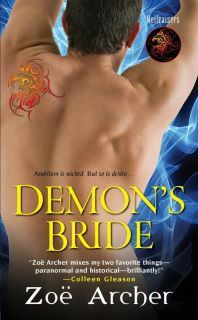 Post Thumbnail of Review: Demon's Bride by Zoe Archer