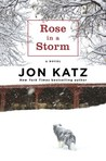 Rose in a Storm