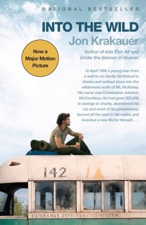 into the wild   jon krackauer