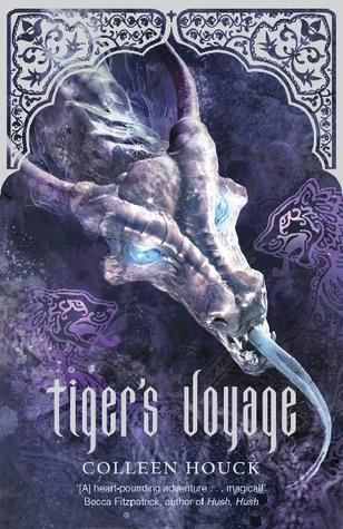 Tiger's Voyage (Tiger Series, #3)