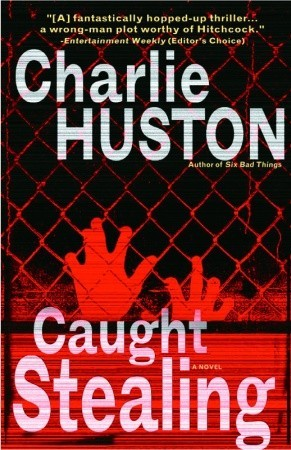 Caught Stealing (Hank Thompson, #1)