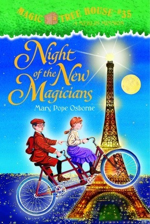 Night of the New Magicians (Magic Tree House #35)