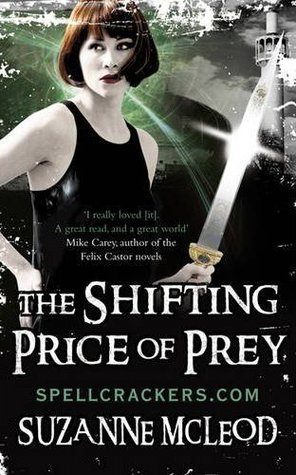 Post Thumbnail of ARC Review: The Shifting Price of Prey by Suzanne McLeod