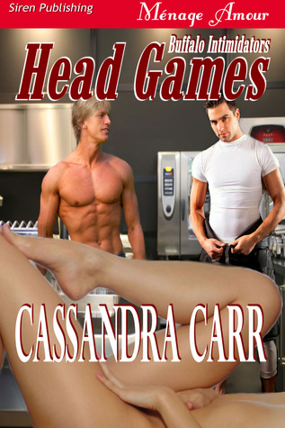 Head Games (Buffalo Intimidators, #1)