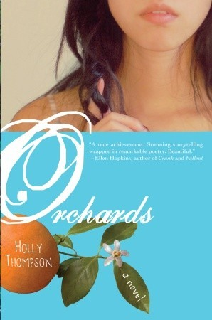 Holly Thompson's 'Orchards' Bank Street Best Books of 2012