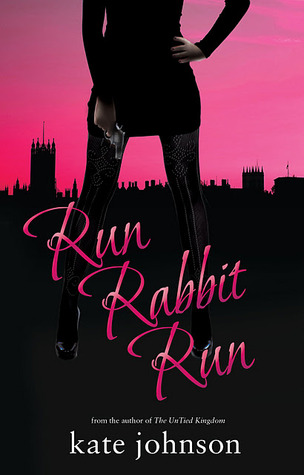 Cover of Run Rabbit Run by Kate Johnson