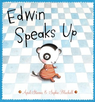 Edwin Speaks Up
