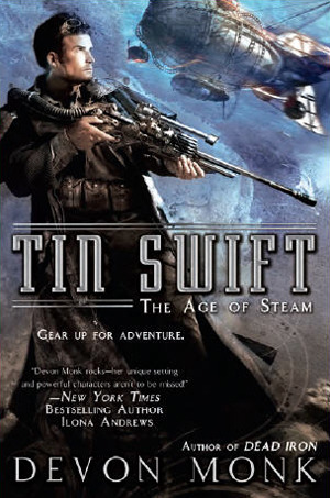 Review: Tin Swift by Devon Monk